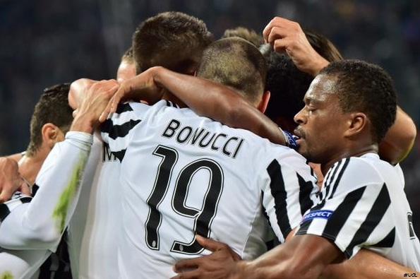 Pekan Kedua UCL Juventus Raih Tiga Poin Penuh Membekuk Sevilla 2 Gool Tanpa Balas!