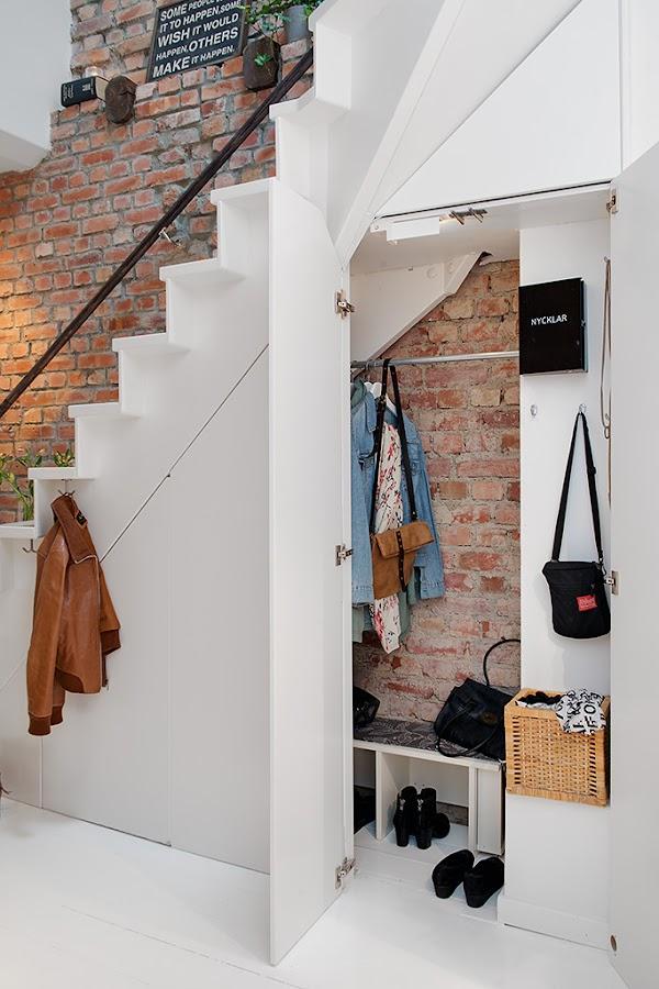 Una vivienda donde todas las estancias están integradas.