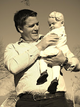 David and his firstborn, Eva