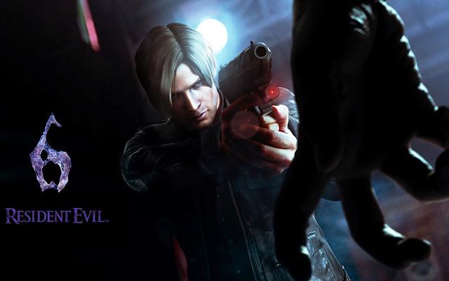 Game Resident Evil 6