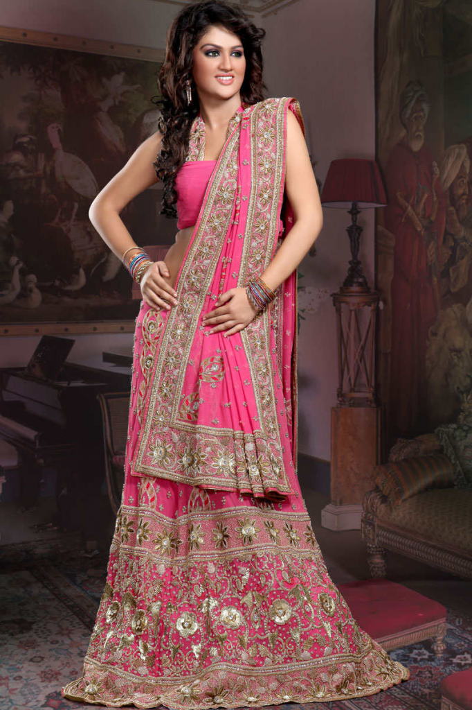 Indian Bridal Dresses:Latest Wedding Wear | Fashion 2013