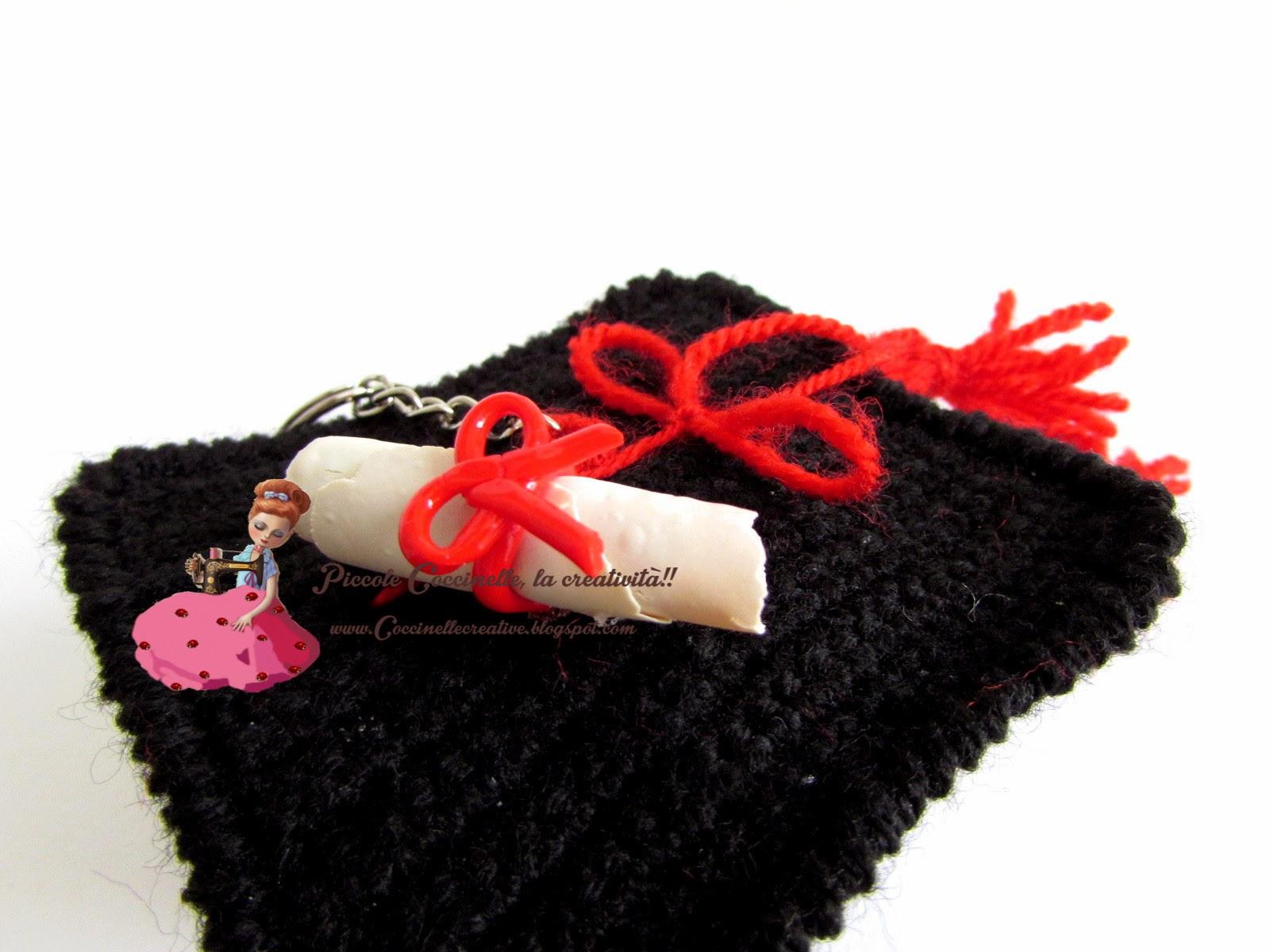 spesso Piccole coccinelle, la creatività !! : Cappello Laurea per  HA61