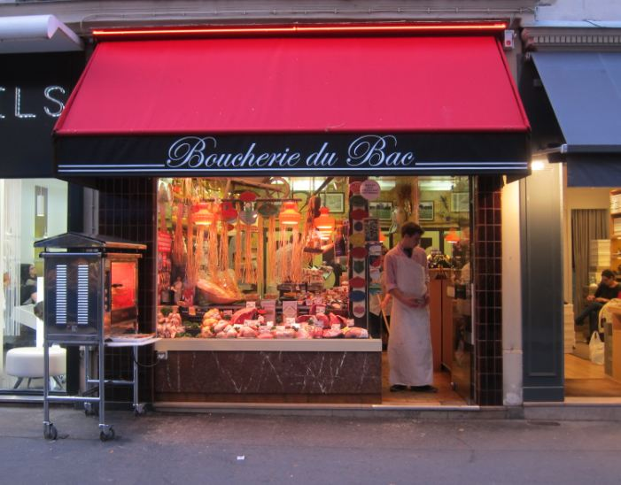 paris breakfasts ines de la fressange on rue du bac. Black Bedroom Furniture Sets. Home Design Ideas