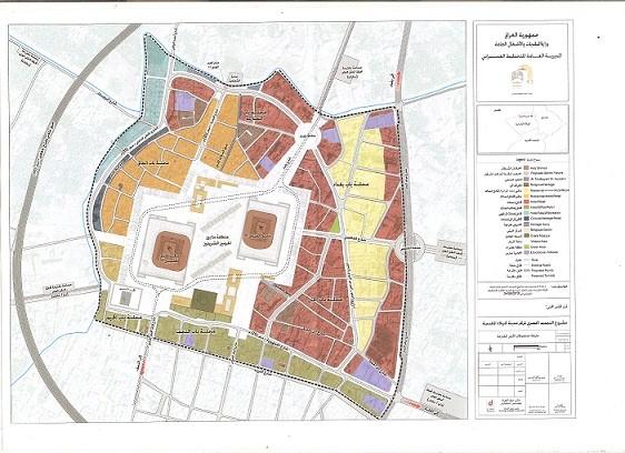 البلديات تحيل مشروع التجديد الحضري لمركز كربلاء لشركة اماراتية