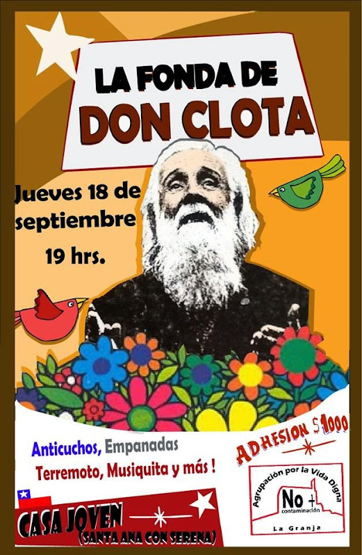 LA GRANJA: FONDA DON CLOTA