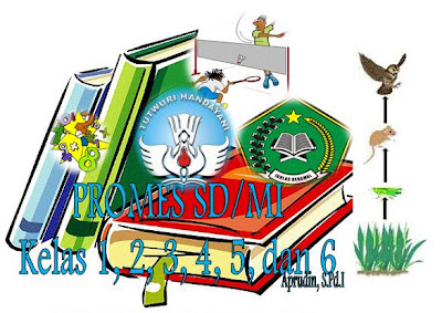 Download Program Semester (Promes) Kelas 1, 2, 3, 4, 5, dan 6 SD/MI