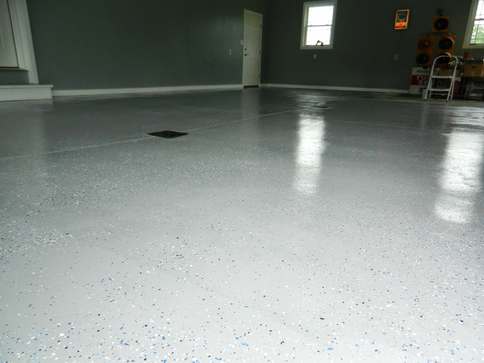 Bare Concrete Flooring : Herrera s textures finishes cement a bare canvas and