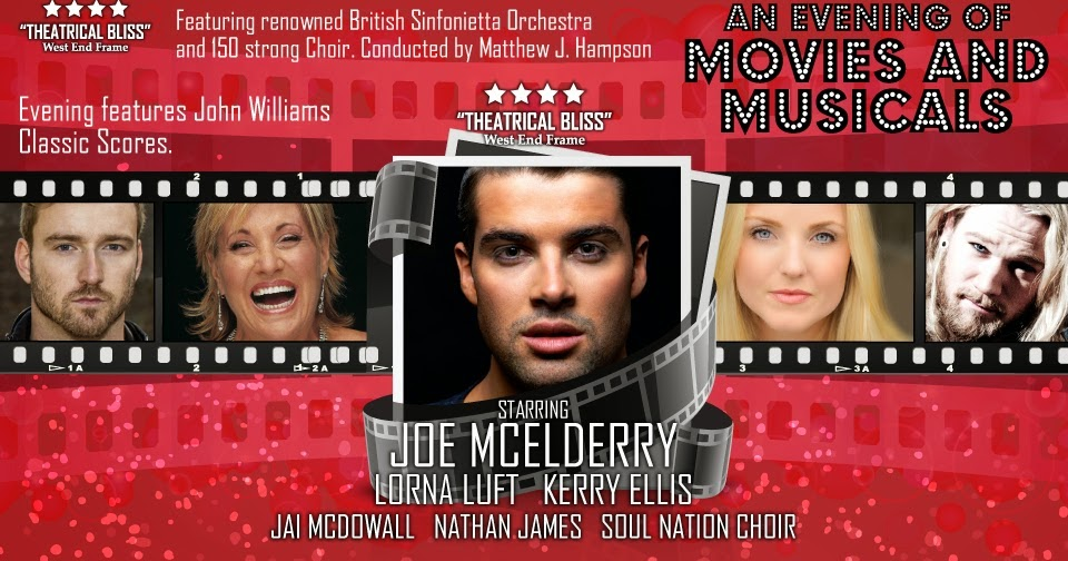 music review an evening of movies amp musicals usher hall