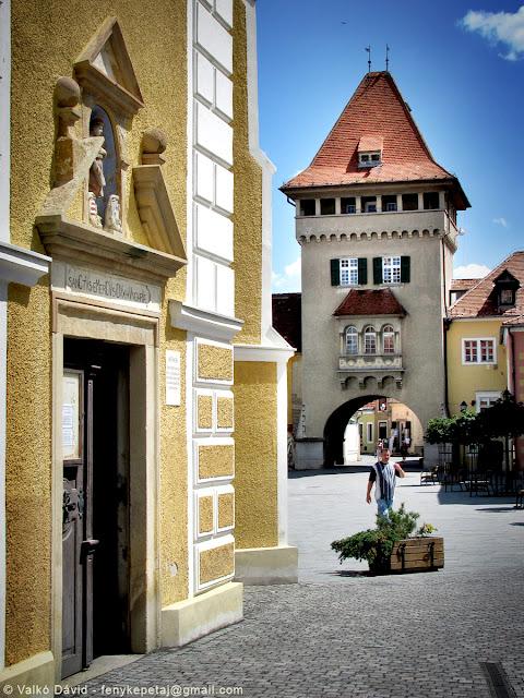 Hősök kapuja, Kőszeg, Magyarország