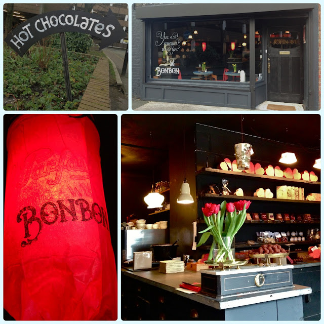 Bonbon Chocolate Boutique, Manchester