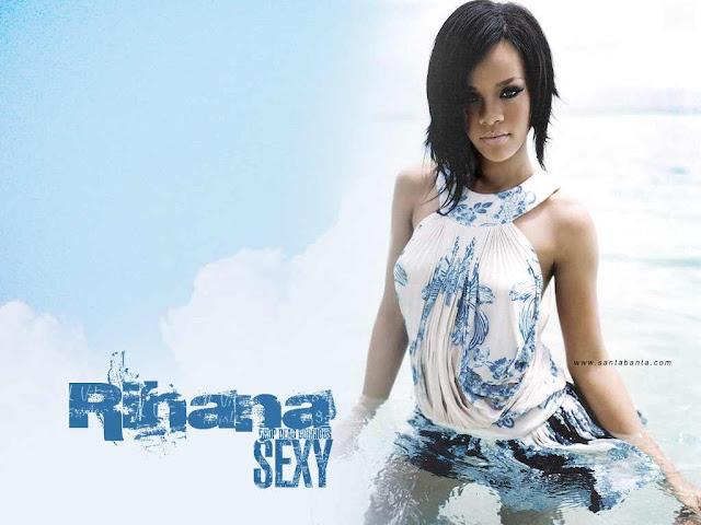 Barbados Singer Rihanna