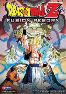 descargar Dragon Ball Z: La Fusion De Goku y Vegeta – DVDRIP LATINO