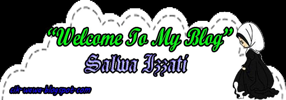Salwa Izzati ( M-WaWa )