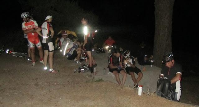 Marcha MTB Nocturna - AlfonsoyAmigos