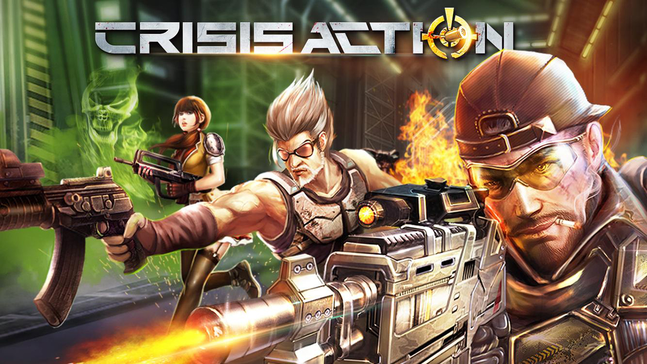 Crisis Action SEA Gameplay IOS / Android