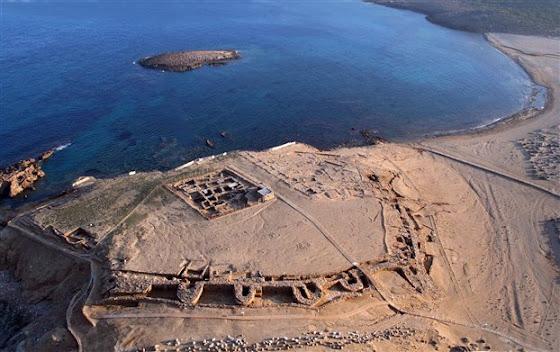 Αυτός ο προϊστορικός οικισμός δεν μοιάζει με κανέναν άλλο