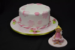Fairy Princess cake.