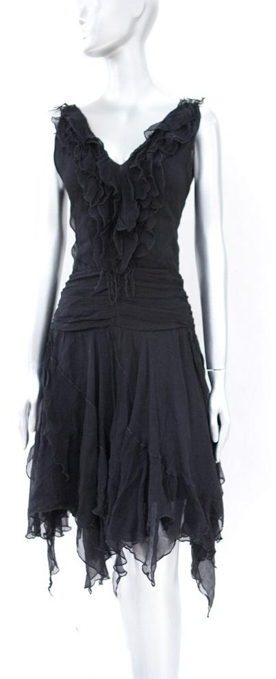 cecilia de bucourt cdbstore dmode black party dress