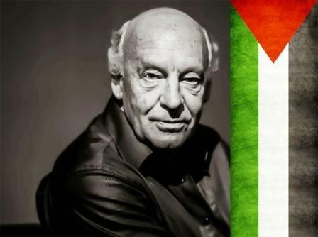 Eduardo Galeano, amigo da causa palestina