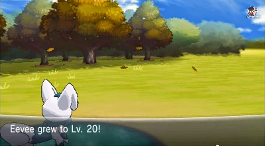 how to get to the icy rock in pokemon x