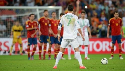 Ketika Profesor Fisika Meneliti Tendangan Bebas Cristiano Ronaldo