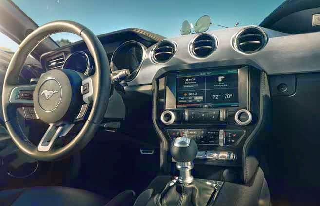 2015 Mustang GT Release Date