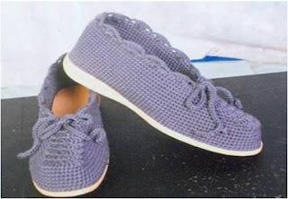 Sepatu Rajutan (RGT Pendek)