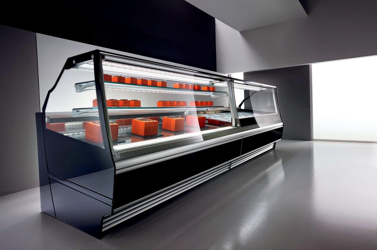 Vetrine pasticceria e gelateria in vendita a napoli for Cioccari arredamenti via appia