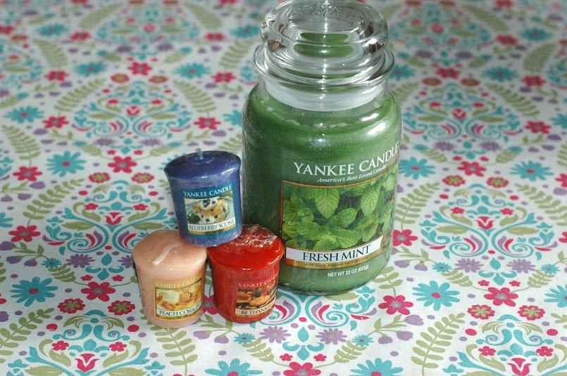 `Yankee Candle - Fresh Mint