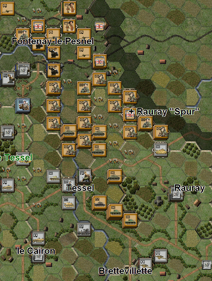 Battles of Normandy - Operation Martlet 1944