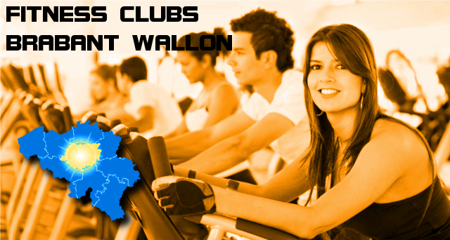 fitness salle de fitness centre de fitness BRABANT WALLON