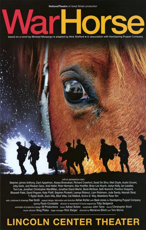 War horse won best play