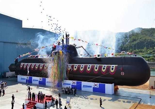 Korea Selatan Mulai Produksi Kapal Selam Pesanan Indonesia