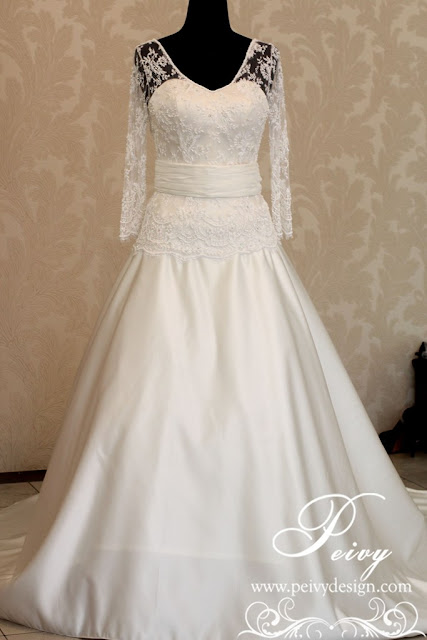 Gedung patra jasa untuk wedding dress