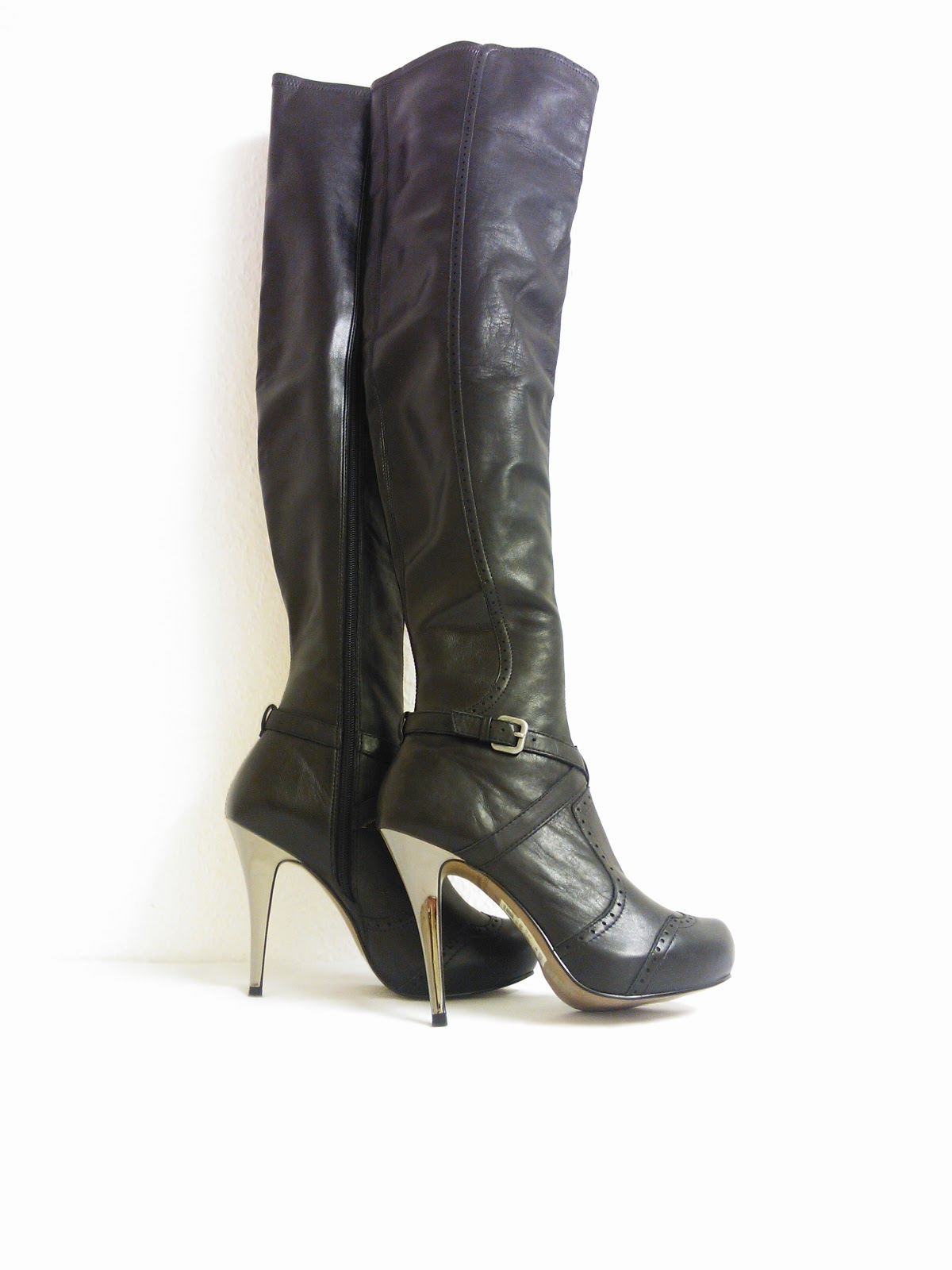 buy them cats river island thigh high real leather boots