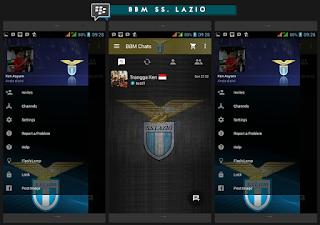 BBM MOD SS Lazio V2.10.0.31 APK