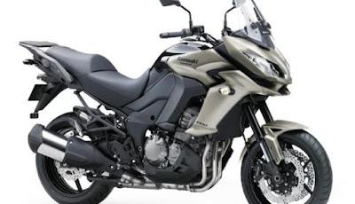 Tampang Terbaru Kawasaki Versys 1000 Versi 2016 Di Indonesia