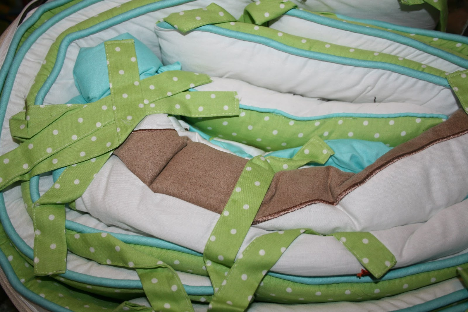 New The pc Turquoise and Lime Hooty Baby Bedding Collection by Sweet Jojo Designs will transform your nursery into a woodsy wonderland