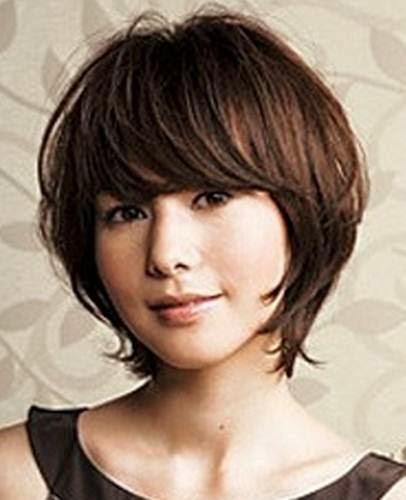 potongan rambut pendek wanita asia  Home Design Life Styles