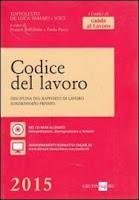 Codice del lavoro 2015. Disciplina del rapporto di lavoro subordinato privato. Con CD-ROM