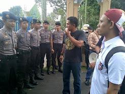 """Walikota Jambi Sy Fasha """"Melawan"""" Jurnalis"""