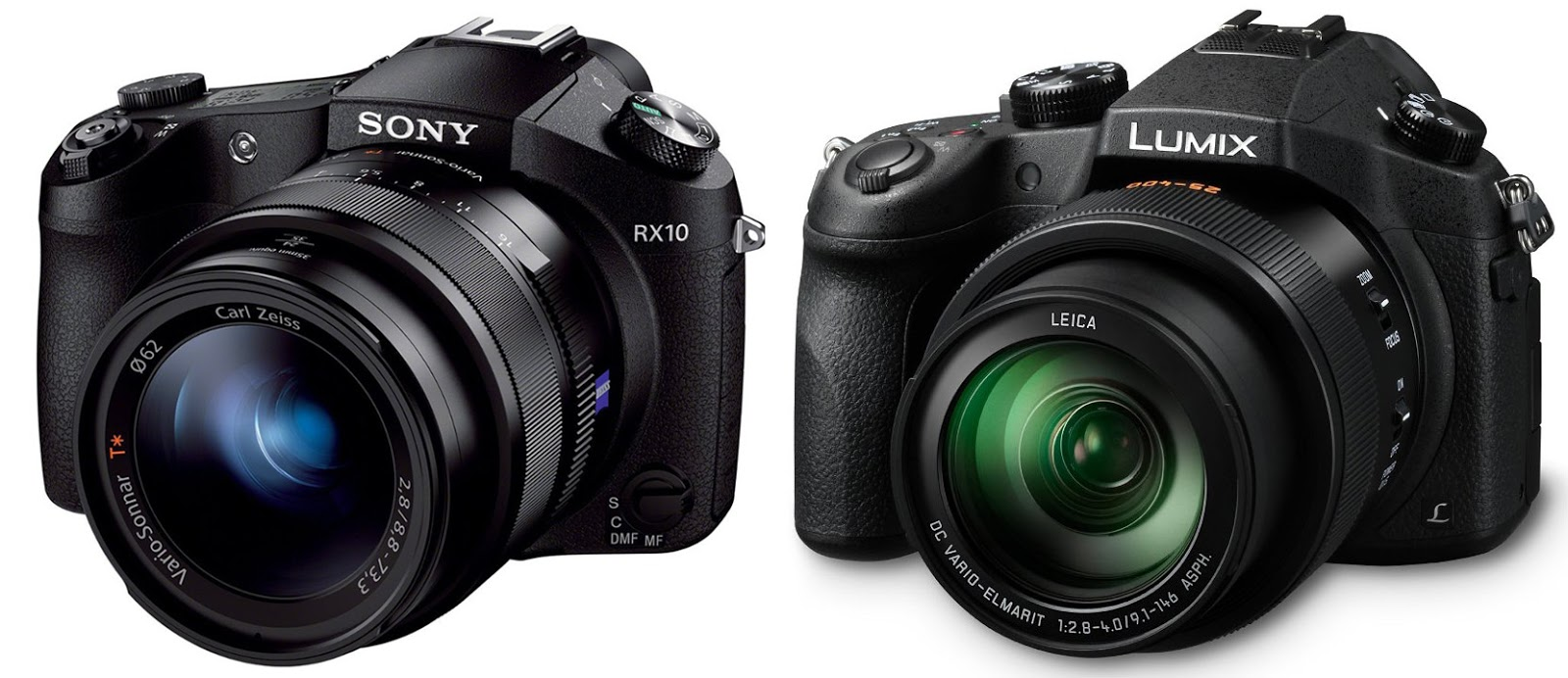PHOTOGRAPHIC CENTRAL Sony RX10 Vs Panasonic FZ1000 Powerhouse