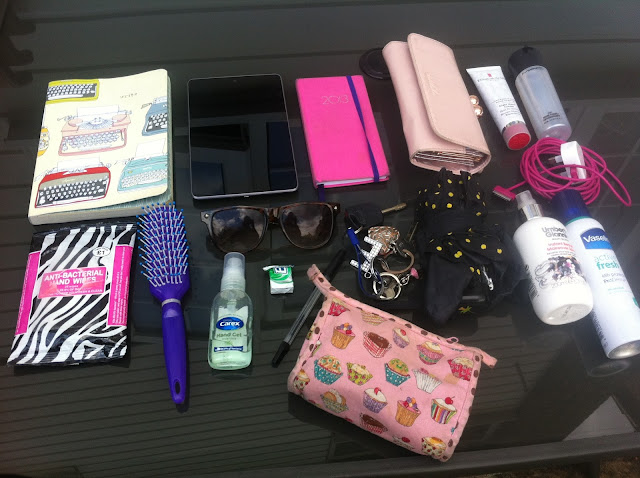 What's In My Bag - Summer Edition
