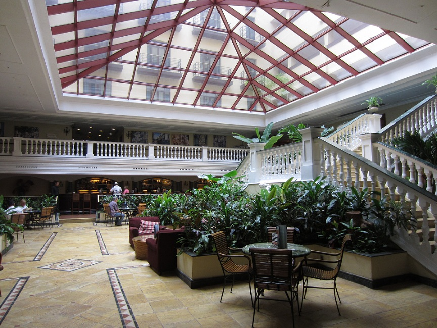 cuban cigars culture lifestyle hotel parque central