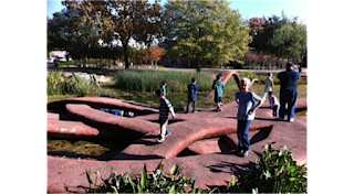 child-friendly public art in Dallas