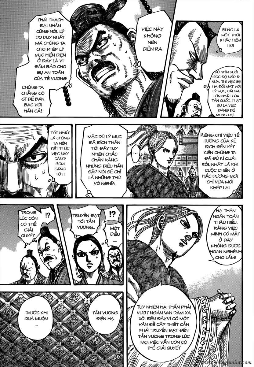 Kingdom – Vương Giả Thiên Hạ (Tổng Hợp) chap 490 page 4 - IZTruyenTranh.com
