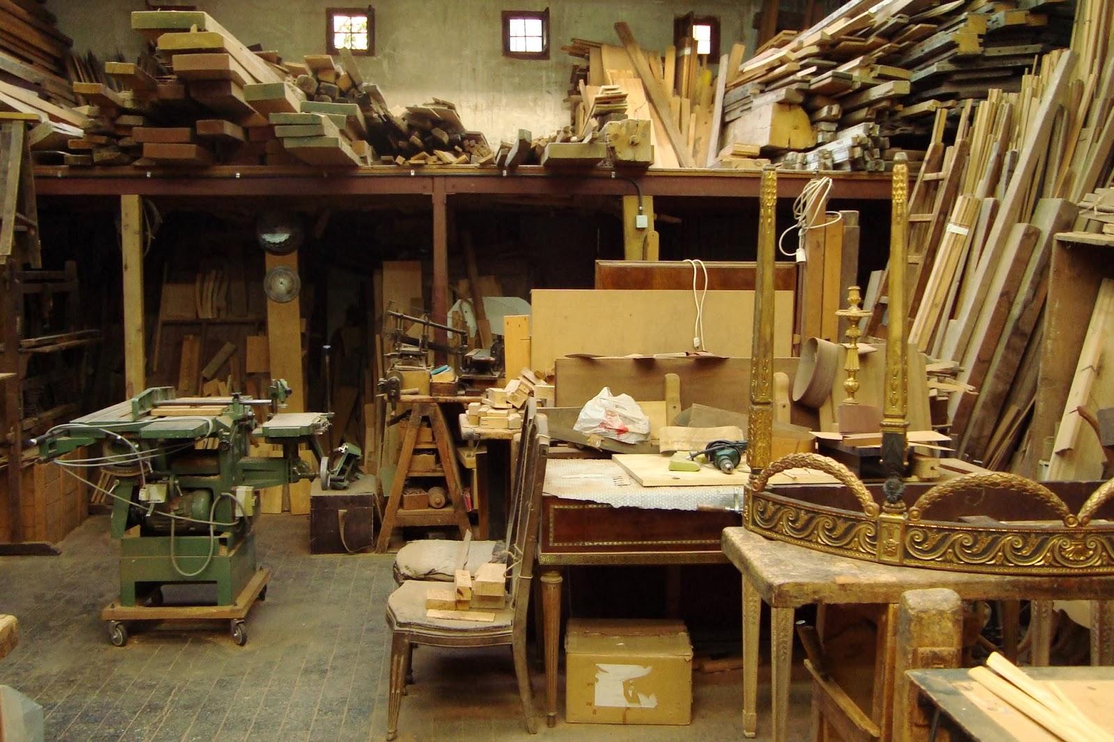 Carlos vicente el bailar n restauraci n de antig edades ebanister a muebles y decoraci n - Taller de restauracion de muebles ...