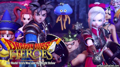 Dragon Quest Heroes Game