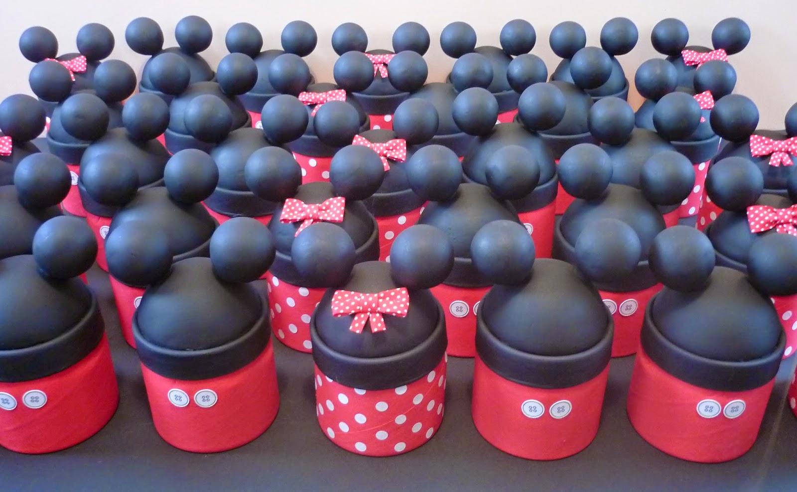 Minimandy. Golosinero. Mickey y Minnie Mouse. Souvenir. Candy Bar.