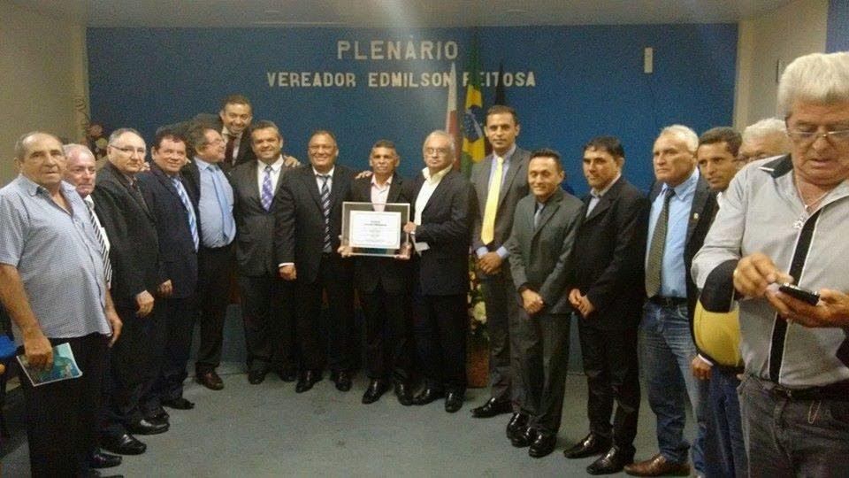 NOSSOS QUERIDOS VEREADORES  DE CAJAZEIRAS PB  TODA A COMPOSIÇÃO DA MESA  E EX VEREADORES PRESENTES